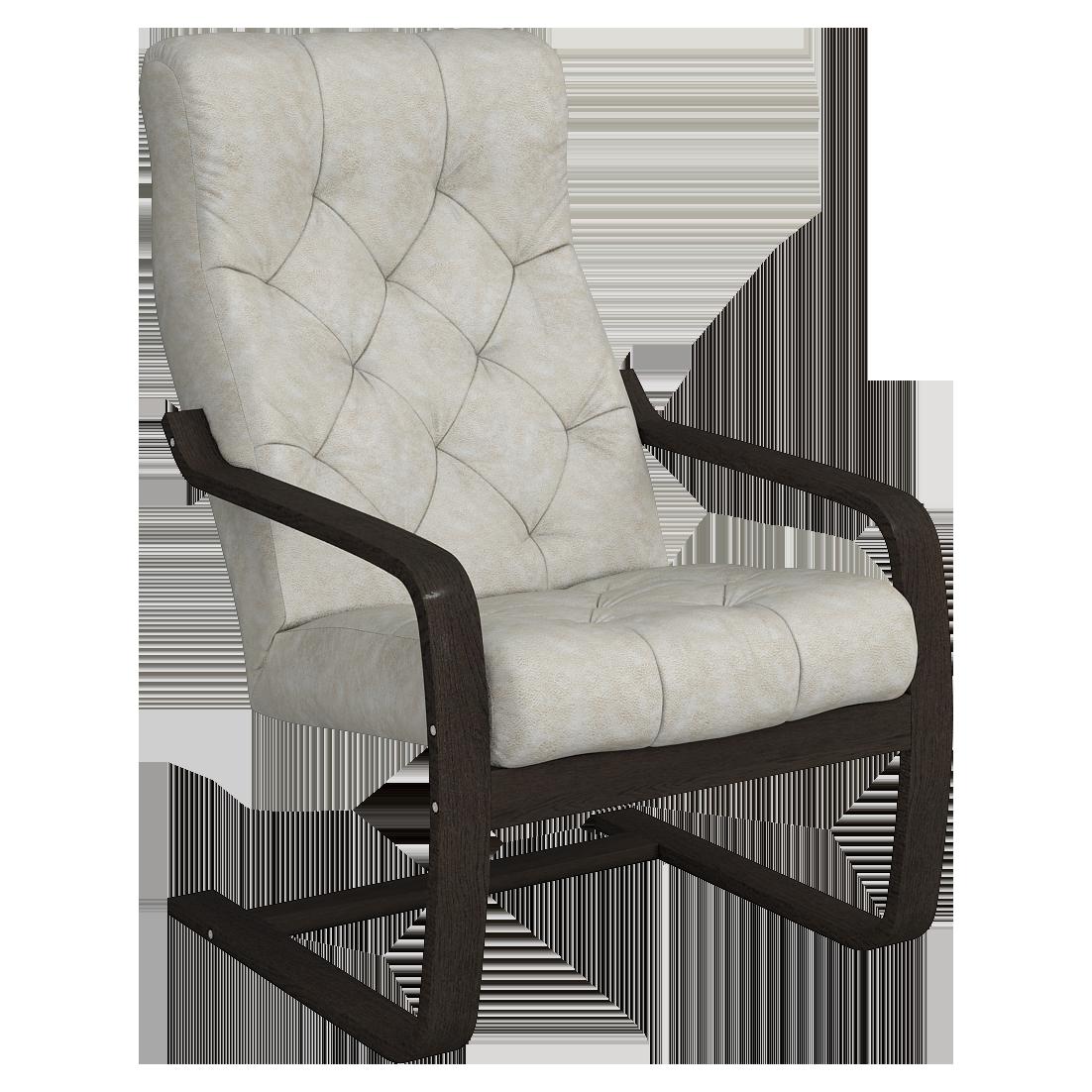 Кресло для отдыха Эльба Люкс (Плутон 027 венге)
