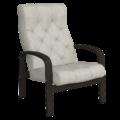 Кресло для отдыха Линоза Люкс (Плутон 027 венге)