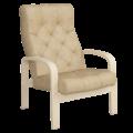 Кресло для отдыха Линоза Люкс (Плутон 603 натурал)