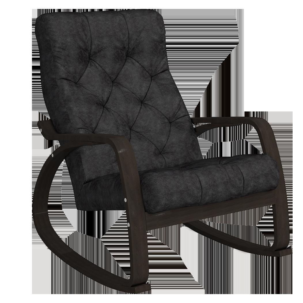 Кресло-качалка Липари Люкс (Плутон 018 венге)
