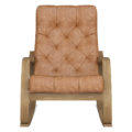 Кресло-качалка Липари Люкс (Плутон 060 светлый орех)
