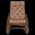 Кресло Салина Люкс (Плутон 04 темный орех)