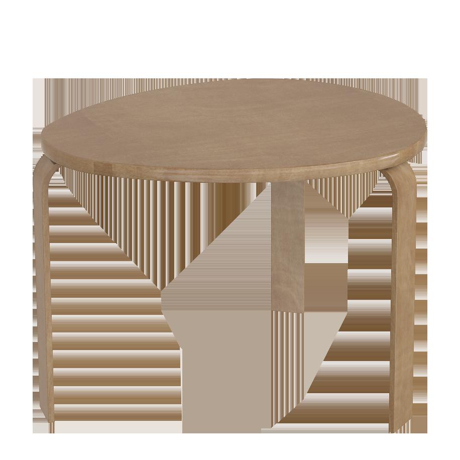 Журнальный столик Комо (светлый орех)