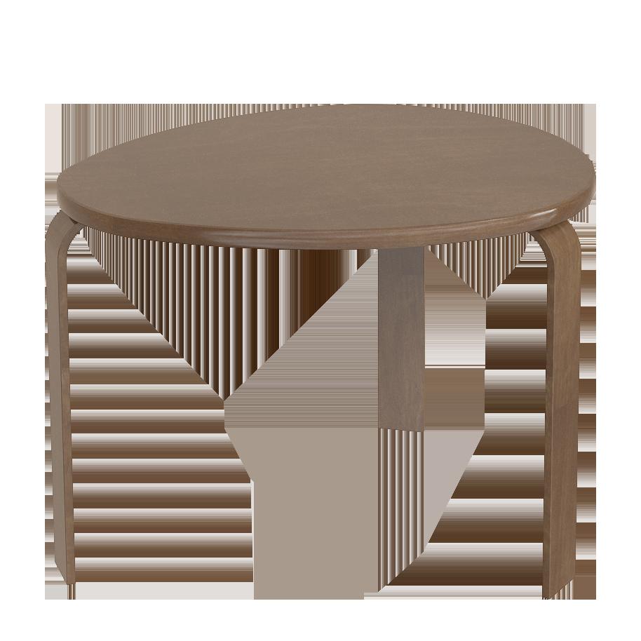 Журнальный столик Комо (тёмный орех)