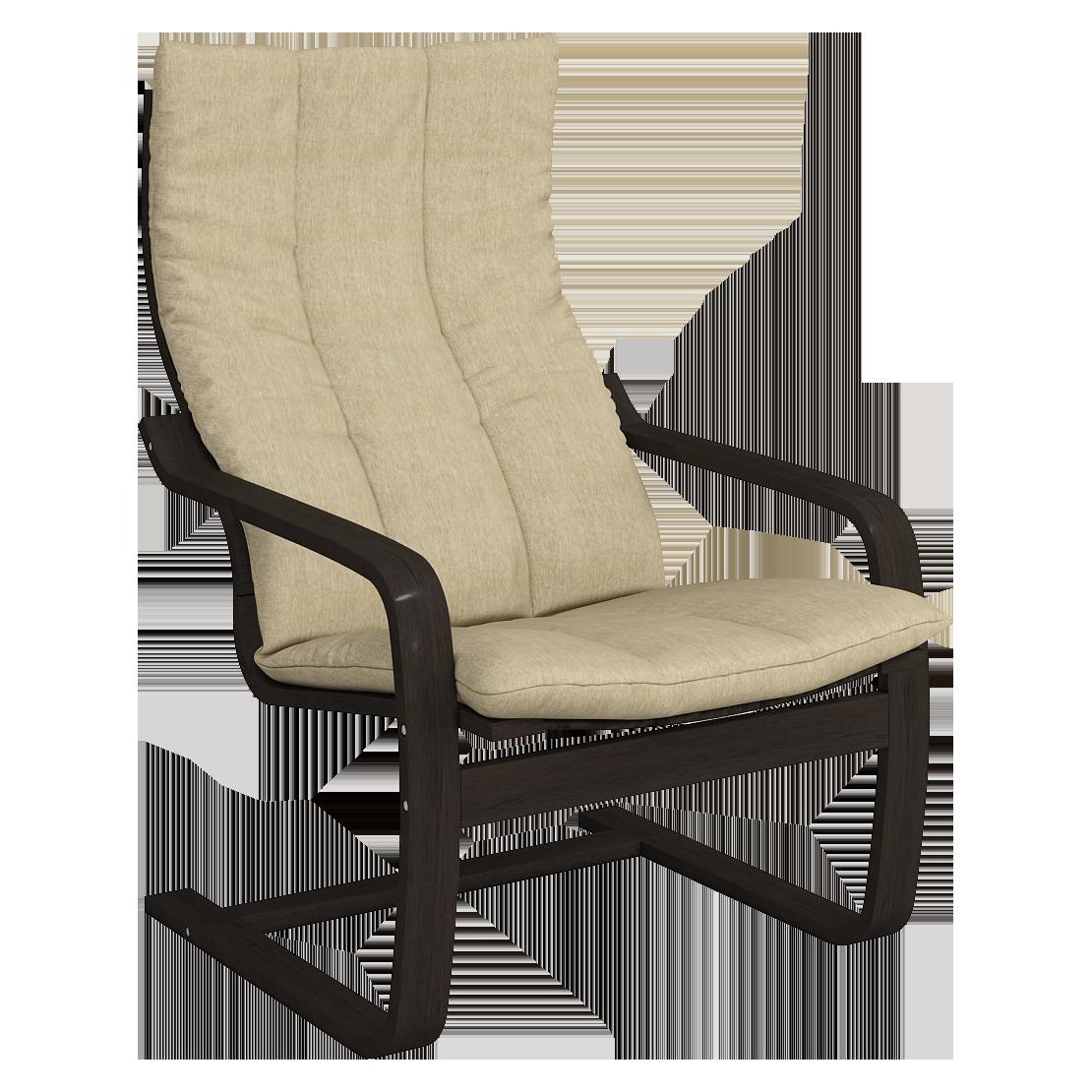 Кресло для отдыха Эльба (Монтана 051 венге)