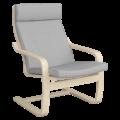 Кресло для отдыха Эльба (Симпл 04 натурал)