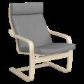 Кресло для отдыха Эльба (Симпл 05 натурал)