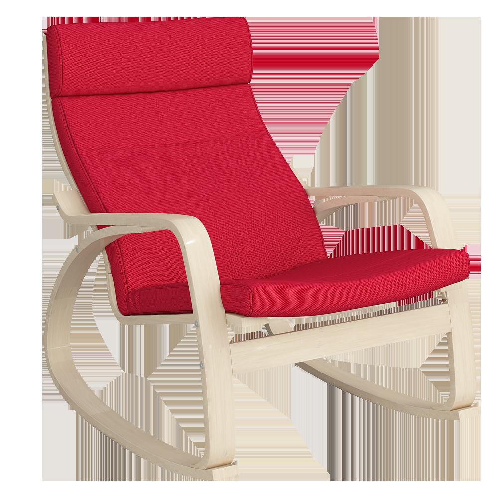 Кресло-качалка Липари (Симпл 028 натурал)