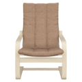 Кресло для отдыха Эльба (Монтана 032 натурал)