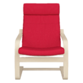 Кресло для отдыха Эльба (Симпл 028 натурал)