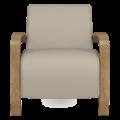 Кресло Риччи (некст 07, светлый орех)
