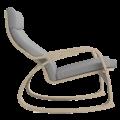 Кресло-качалка Липари (Симпл 04 натурал)