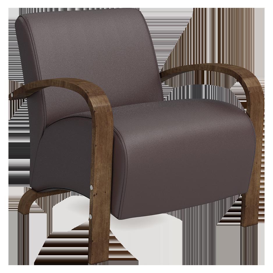 Кресло Риччи (некст 14, темный орех)