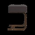 Банкетка Седия (некст 14, темный орех)