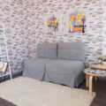 Кресло-кровать Паола (Лама 02)