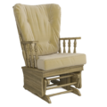 Кресло-качалка Джильо (Корд 729 дуб светлый орех)