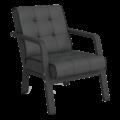 Кресло Селин (Линкольн 011 венге)