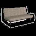 Диван-кровать Робин Лайт (Дуэт 01)