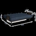Диван-кровать Робин Лофт Комфорт (Сан 019)