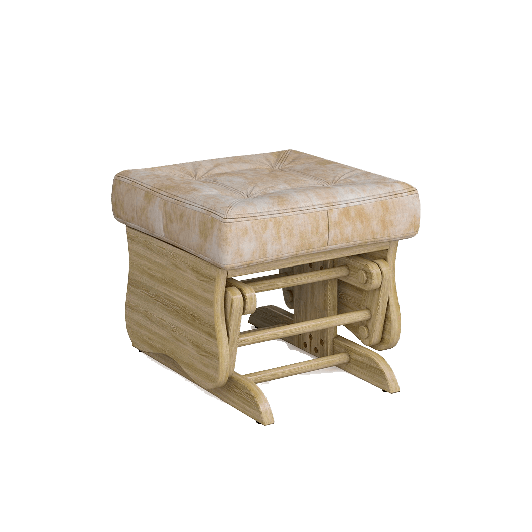 Пуф-качалка Джильо (Маборо 02 дуб натуральный)