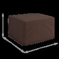 Пуф-кровать Клио Хорека (Камаро 20)