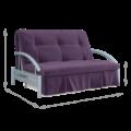 Диван-кровать Роджер Комфорт 120 (Луна 055)