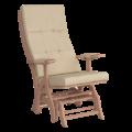 Кресло-качалка Капрера светлый орех Лама 729