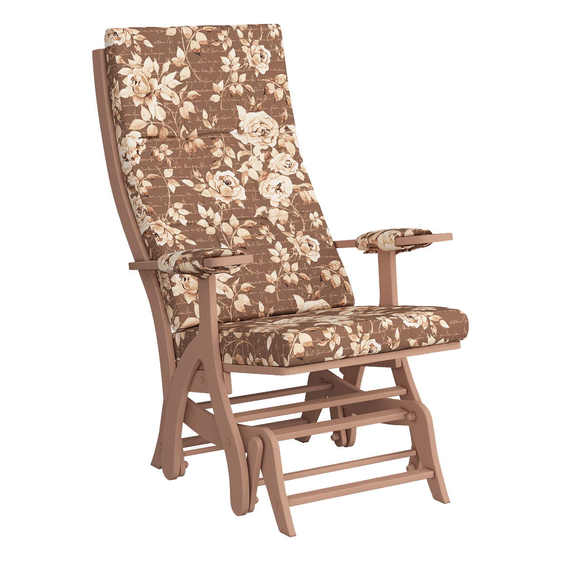 Кресло-качалка Капрера светлый орех Xpoint 0252.03