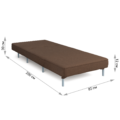 Кресло-кровать Алекс Принт (Сноу 08, Xpoint 0059.02)