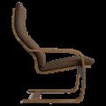 Кресло для отдыха Эльба (Монтана 036 светлый орех)