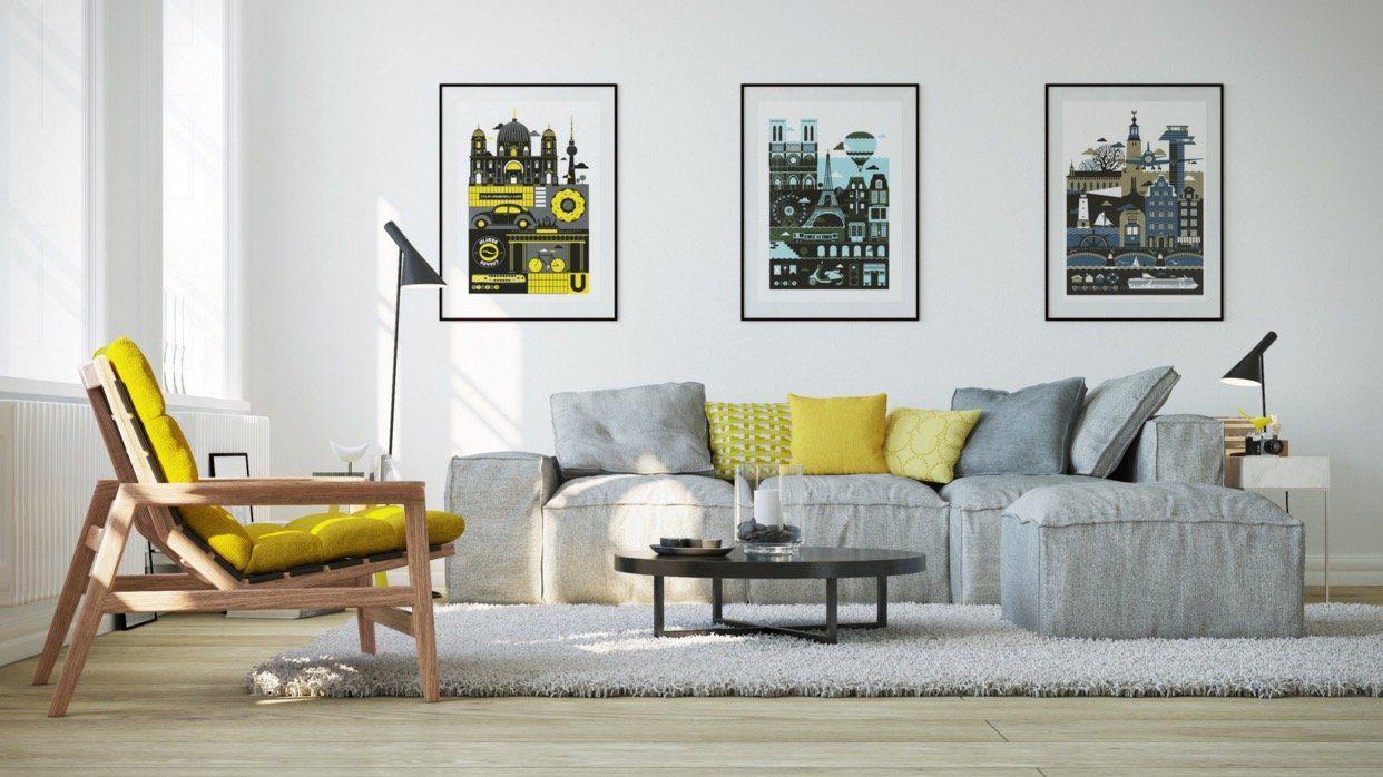 Как правильно выбрать цвет и материал мягкой мебели?