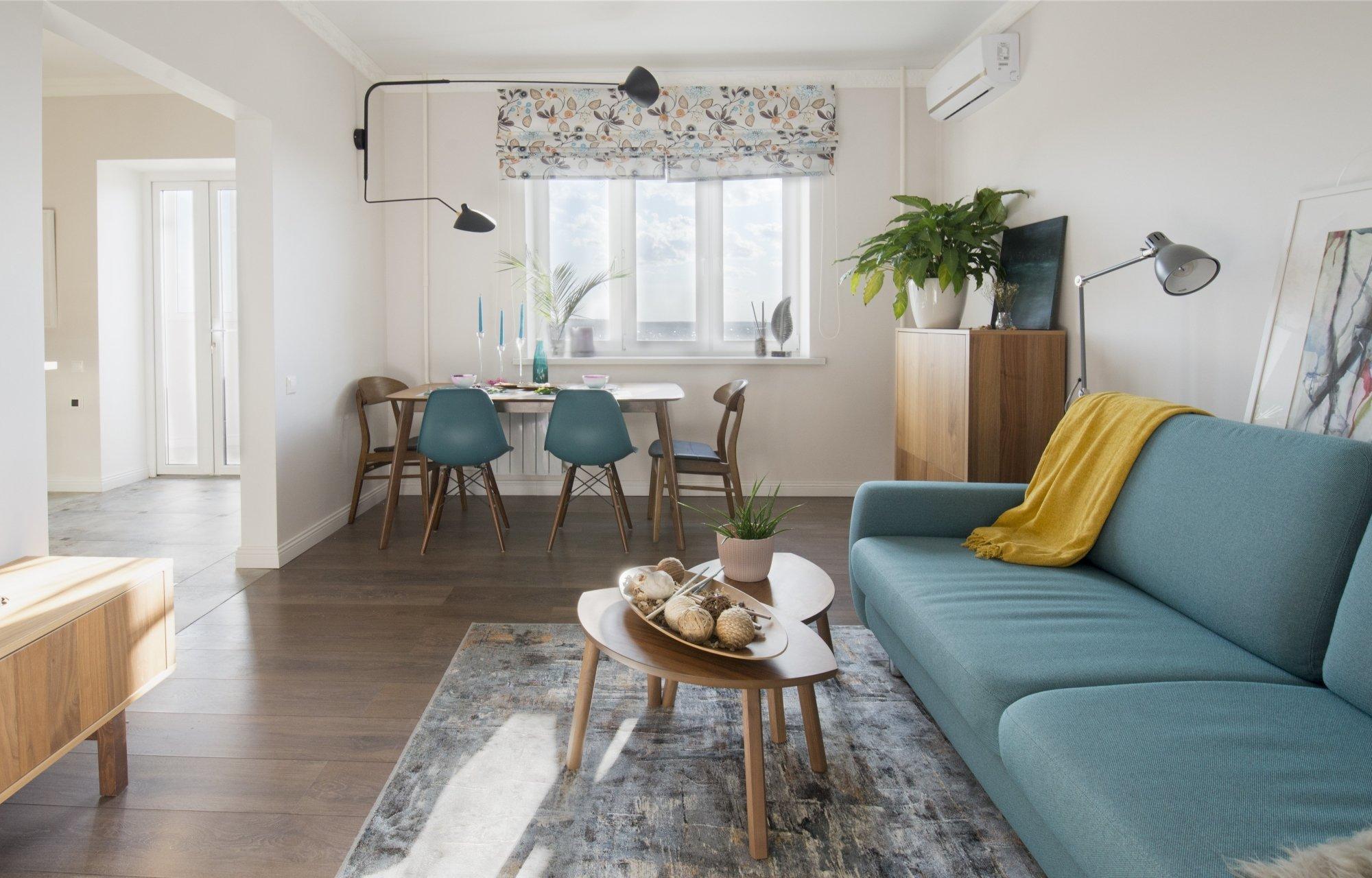 Как выбрать диван в однокомнатную квартиру
